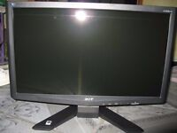 Acer X193HQ Monitor