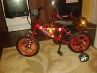 2 kids bikes