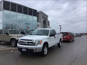 2014 Ford F-150 XLT 4x4, Bluetooth, Sirus, Clean Carproof