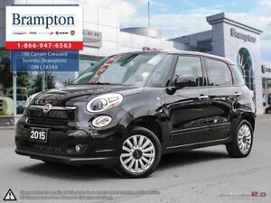 2015 Fiat 500L 500 L | TRADE-IN | BACKUP CAMERA | HEATED FRONT S
