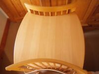 Stokke Changing Table Changer Unit In Natural Wood