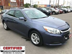 2015 Chevrolet Malibu LT ** CRUISE, BLUETOOTH **