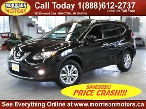 2016 Nissan Rogue SV AWD, Panoramic Sunroof!
