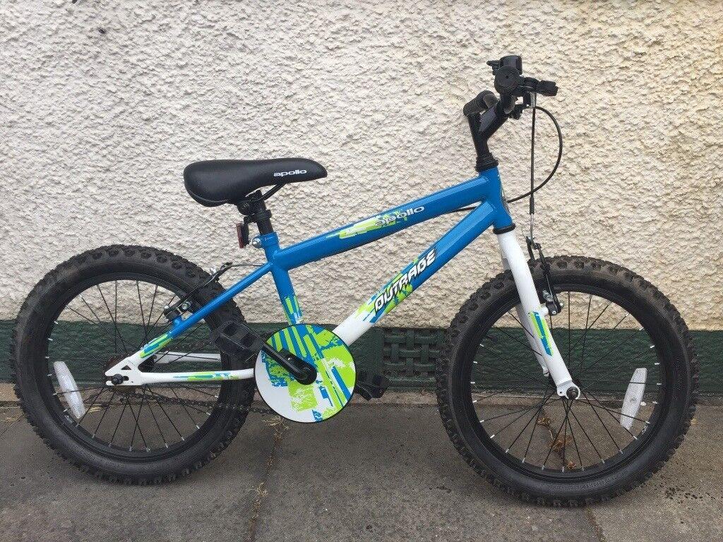 be2415ac64ad Apollo Outrage Kids' Bike - 18