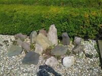 Rocks for Rockery