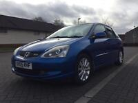 **IMMACULATE CONDITION**HONDA CIVIC VTEC TYPE-S