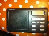 Pure one mi series 2 DAB portable radio