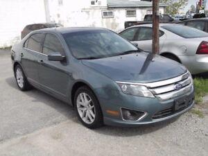 2011 Ford Fusion $148.02/bi-wkly***