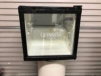 Husky, Guinness branded mini fridge