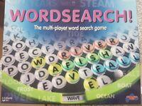 Wordsearch - board game