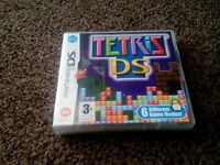 nintendo ds tetris game
