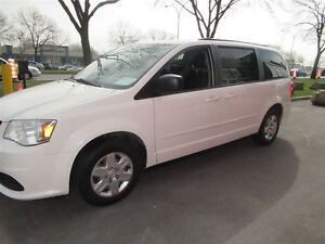 2012 Dodge Grand Caravan SXT STOW&GO WITH REAR AC+HEATER