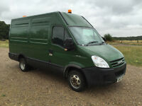 IVECO DAILY 35C12 2007 MEDIUM WHEEL BASE 1 OWNER DIRECT FROM MURPHYS WITH SERVICE HISTORY NO VAT!!