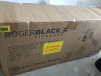 Roger Black Magnetic Rowing Machine RRP £299