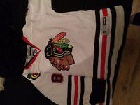 Kids Chicago Blackhawks Ice Hockey jersey