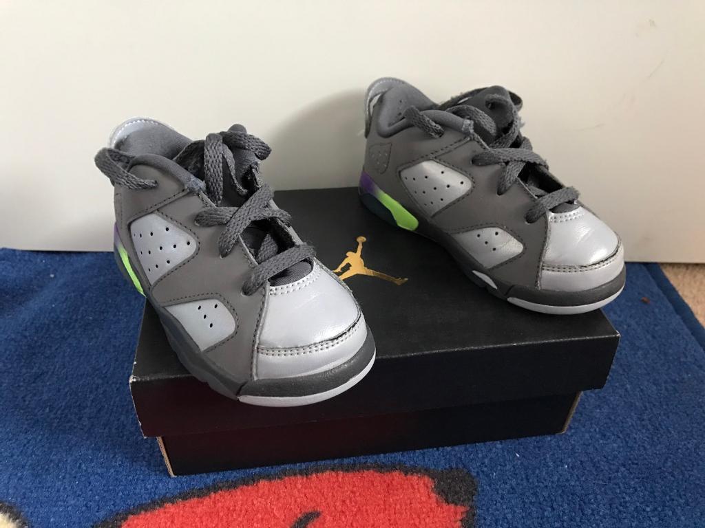 online store b6325 458d9 Jordan retro kids trainers size 6.5uk | in East Kilbride, Glasgow ...