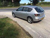 Mazda 3 TS 1.6 Manual 93k miles