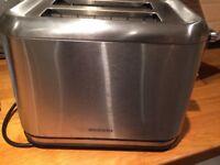 Brabantia 2 Slice Toaster