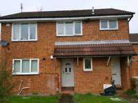 1 large bed maisonette with seperate extra large living room, kitchen, hallway, bathroom, to let