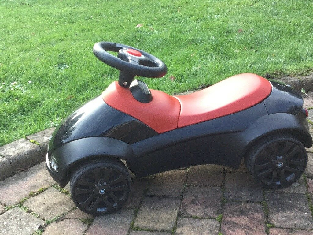 BMW Baby Racer Ride on Push Car 1-3 years