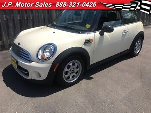 2013 MINI Cooper Automatic, Leather, Panoramic Sunroof, 48,000km