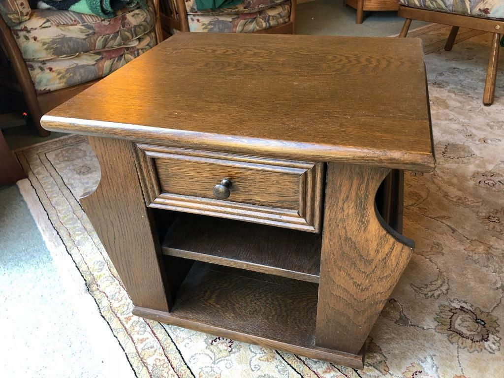 Job Lot Of Lounge Furniture Tv Stand Magazine Table And