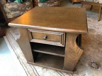 Job lot of lounge furniture. Tv stand, magazine table and storage unit