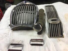 Classic car parts
