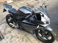 Yamaha R125 2012/62 PLATE