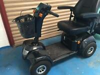 Daytona XL Mobility scooter with trailer