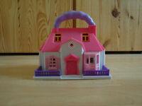Hello Kitty Mini Carry Along Play House