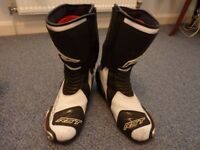 RST Tractech Motorcycle Boots