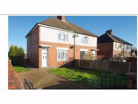 3 BED SEMI DETACHED HOUSE TO LET