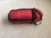 Thermal mummy sleeping bag camping