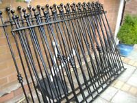 WROUGHT IRON RAILINGS FOR SALE