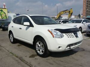 2010 Nissan Rogue SL AWD|LEATHER|SUNROOF