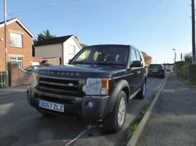 Land Rover Discovery 3 SE Black