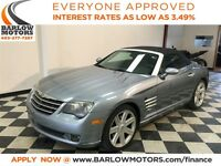 2005 Chrysler Crossfire Limited Fun to drive !*Everyone Approved