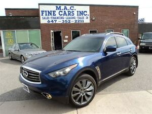 2012 Infiniti FX35 LIMITED EDITION - NAVIGATION - 360 CAM
