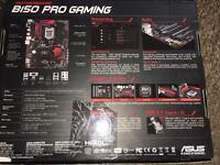 Asus B150 Pro Gaming motherboard