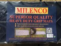 Milenco Heavy duty grip mats.