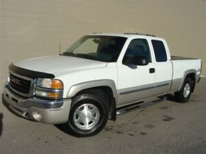 2004 GMC Sierra 1500 SLE 4X4. Loaded! 5.3 L. Vortec!