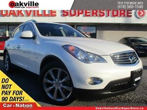 2015 Infiniti QX50 JOURNEY | ACCIDENT FREE | ONE OWNER | NOT A R