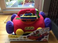 K's Kids Jumbo GoGoGo Car