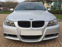 BMW 335i M Sport Auto Saloon - very rare and high spec!