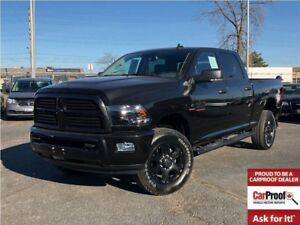 2018 Ram 2500 SLT*BLK EDITION*DEMO**