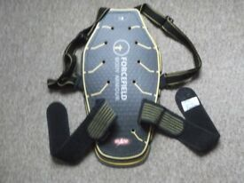 Blade Force Field Body Armour - back protector