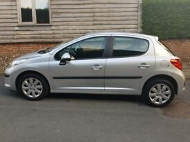 2007 Peugeot 207 1.4 long Mot low milies 82k