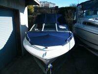 Bayliner Bowrider Sports boat speed boat
