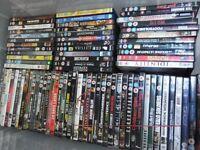 350+ dvds